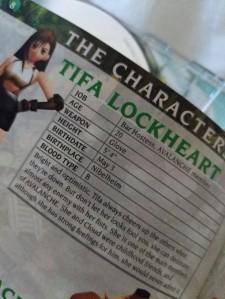 Tifa profile